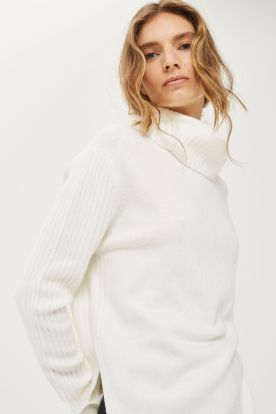 Ivory-Sweater