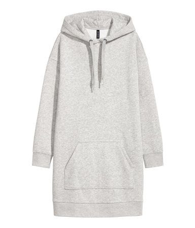 HM-Hooded-Sweatshirt-Dress-grey
