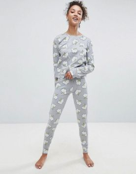 Lightening-Pajama-Set
