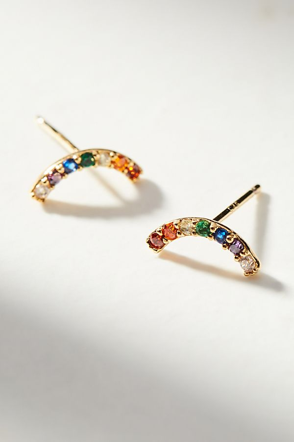 Rainbow-Climber-Earrings
