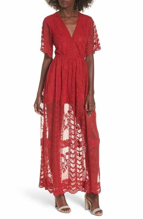 Socialite-Red-Lace-Dress
