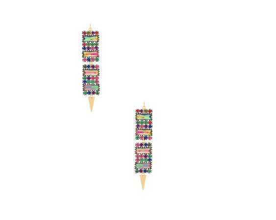 Vanessa-Mooney-Revolve-Earrings-Colorful