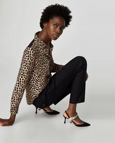 Zara-Sale-Leopard-Print-Blouse-Top