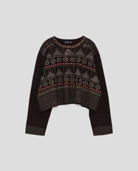 Zara-Sale-Sweater
