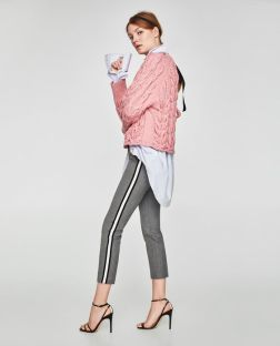 Zara-Side-Striped-Trouser