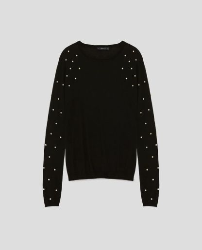 Zara-Pearl-Sweater