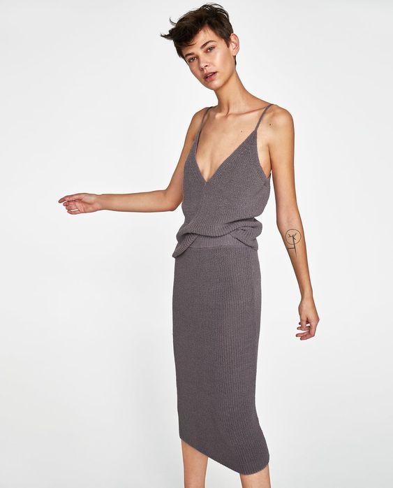 Zara-Pencil-Skirt-Melissa-At-Work-1